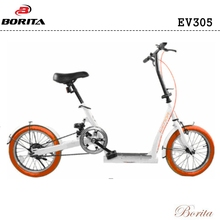 Borita Top Sale Hi-ten Steel High Quality Single Speed Scooter Bicycle/Bike