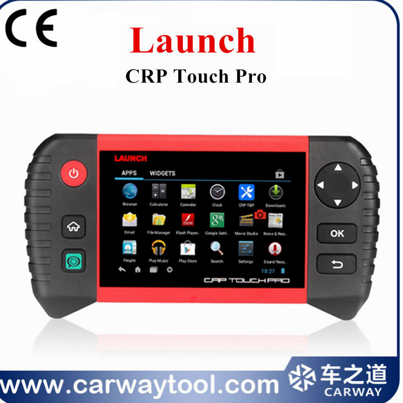Launch Creader CRP Touch Pro Full System Diagnostic Scanner Launch CRP Touch Pro Support WiFi Update Online