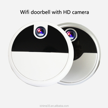 NEW 720P Smart IP Video CCTV Camera WiFi Doorbell Camera Wireless with IR infrared LEDS