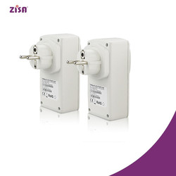 ZISA PA1200 1200Mbps PLC powerline passthrough adapter communication powerline ethernet network adapter