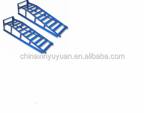 steel metal Lightweight car ramps for sale