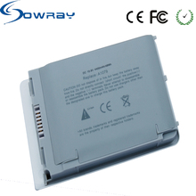 Laptop battery replacement for PowerBook G4 12 A1022 A1060 A1079