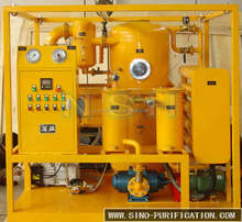 SIEMENS Supplier Sino-NSH Transformer Oil Vacuum Dehydrator Remove Water From Oil