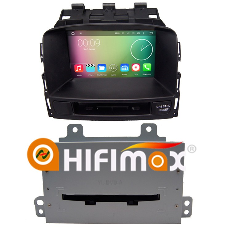 HIFIMAX Android 5.1.1 car radio stereo audio system for Buick Verano 2012-2013 car multimedia player for opel ASTRA J