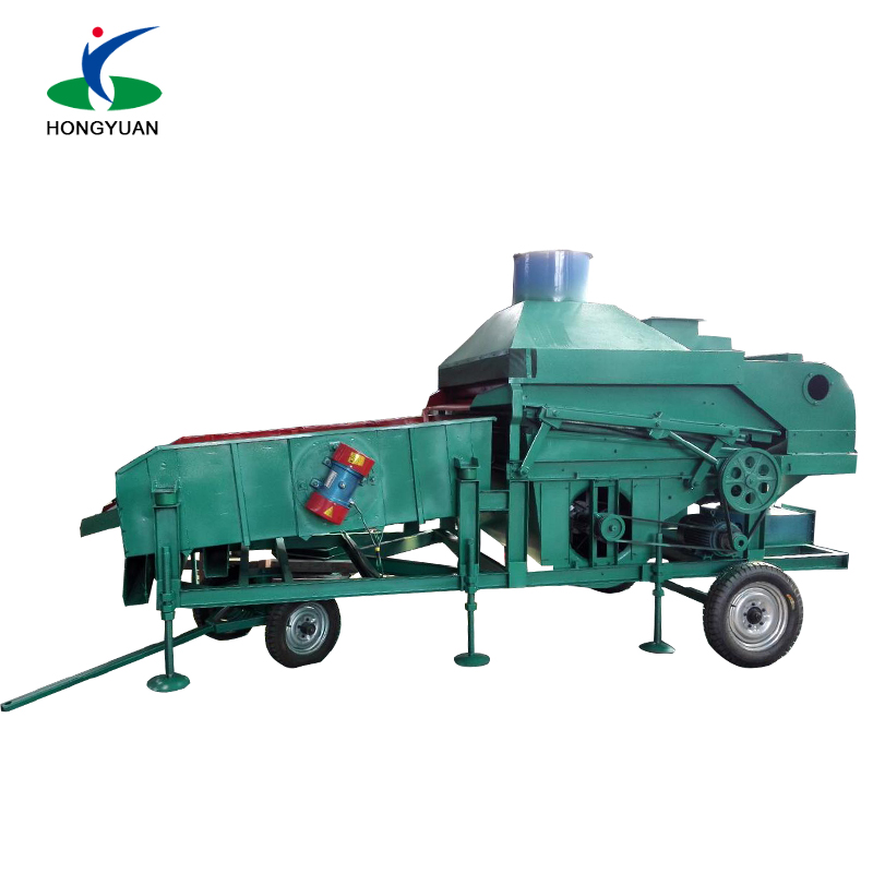 reasonable price excellent performance Grain Vibrating Screen Machine