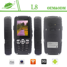 Walkie Talike IP67 rugged android Feature mobile phone