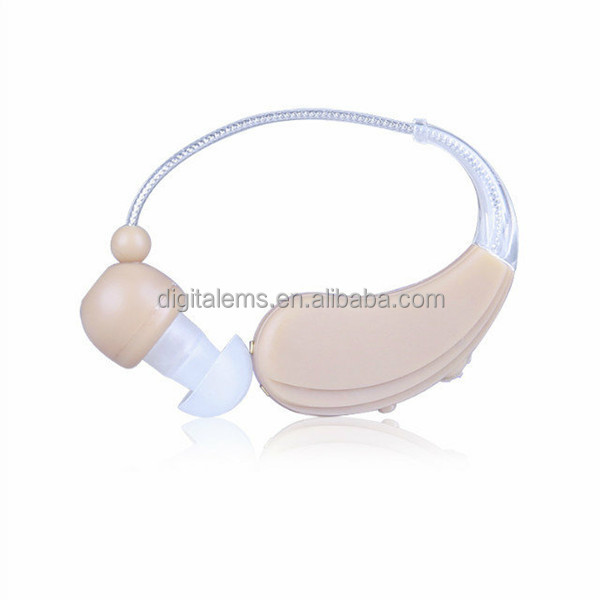 2016 Newest Analog rechargeable hearing aid S-109