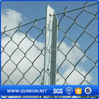 Heavy duty chain link fence durability .low cost for high quality