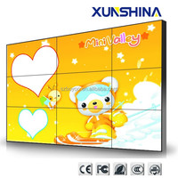 "3.5mm Ultra slim 46"" full HD lcd video wall with original panel"