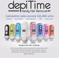 2015 depitime handy hair removal as seen on tv