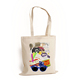 Bewest fashion wholesale reusable small fabric cloth shopping bag/drawstring cotton bag