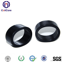 Nanocrystalline oval core for current transformer