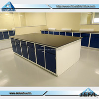modern biology physics laboratory design laboratory table lab furniture steel work bench