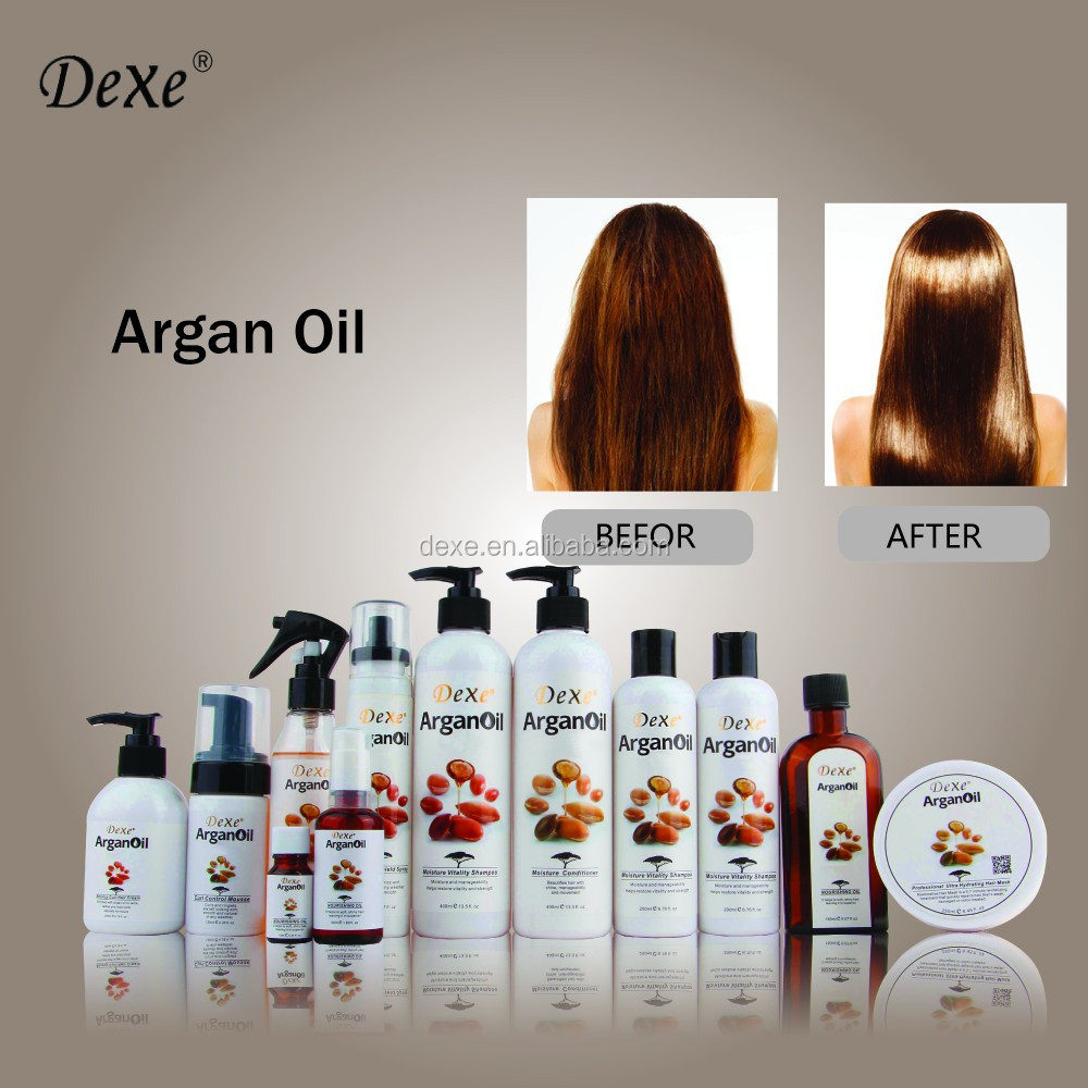 New trends 2016 dexe best selling products china hair growth oil for keratin hair treatment