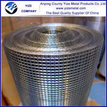 hot dipped 5mm gauge heat preservation in building galvanized welded wire mesh