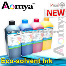 Alibaba wholesale Galaxy eco solvent ink for Epson DX5 printhead