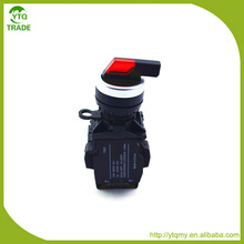 Wholesale Market of 2 Position Black Latching ON/OFF Blue Push Button Switch 12V With Long Handle