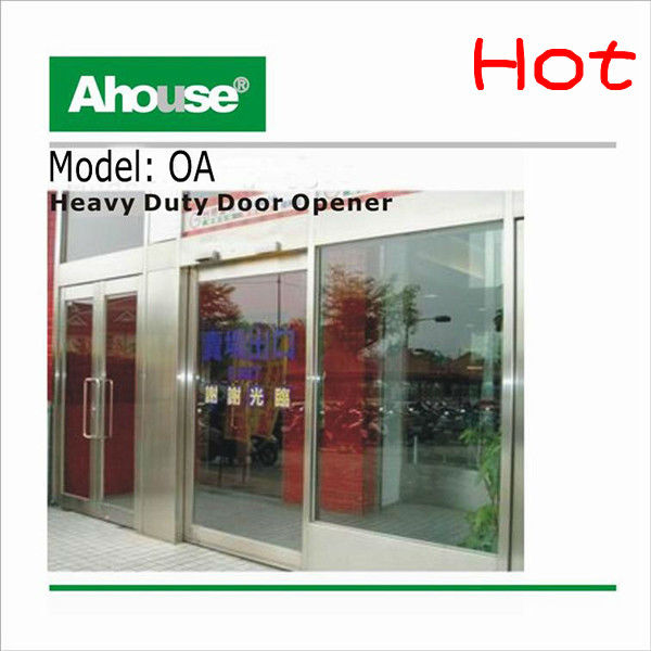 Automatic commercial keypad door lock/ Dc motors automatic sliding door CE/IP66