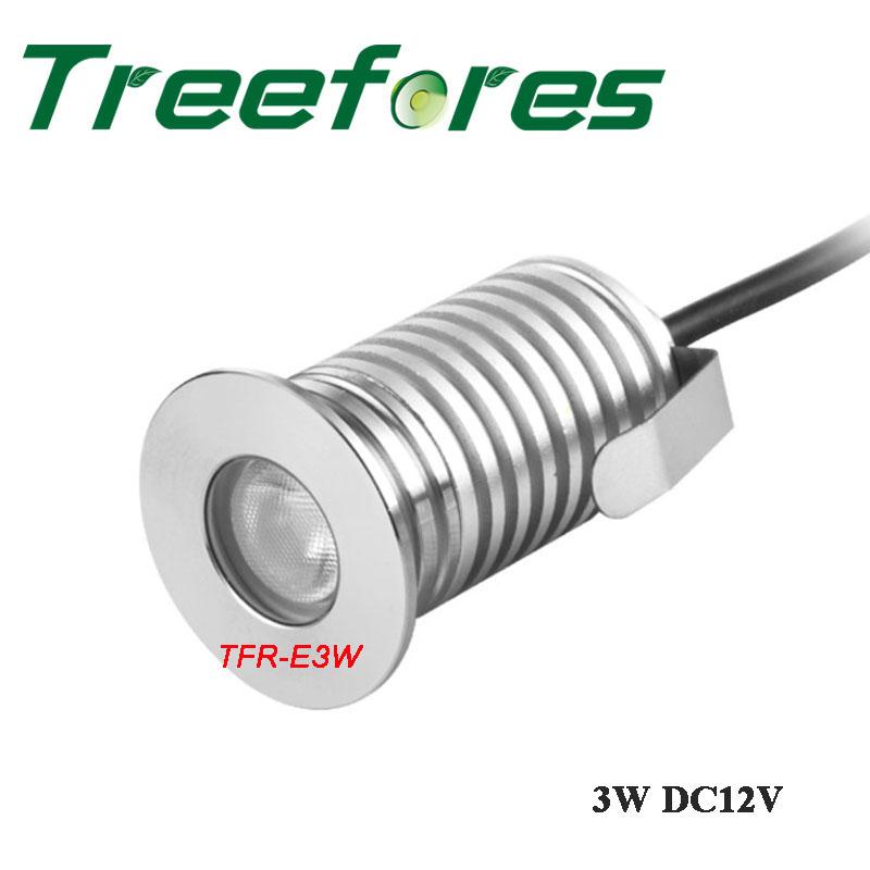 3W IP67 12V LED Light