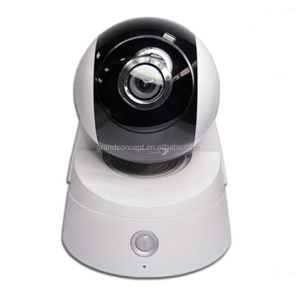 2-way audio monitoring ip camera China wired/wireless infrared PT icloud wireless ip camera p2p ip camera software