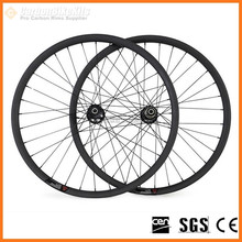 CarbonBikeKits OEM chosen mtb 27.5er carbon 35mm wide bicycle tubuless wheelset,carbon 650B mtb wheels BAM650-35