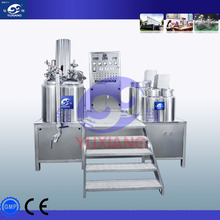 Chemical Machinery cosmetic vacuum process equipment
