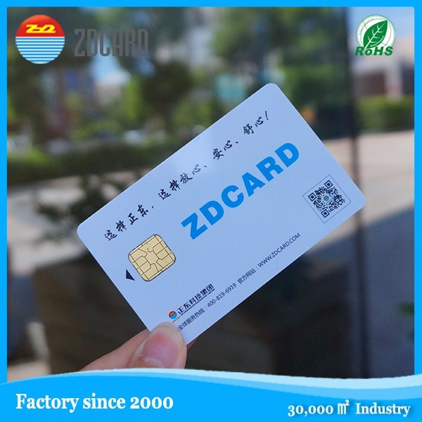 2017 Hot sale Smart Card