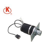 48V 90mm Durable Low Speed High Torque DC Gear Motor for Swing Gate