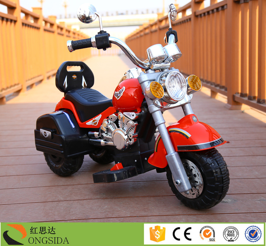 Factory Price Powerful Ride On Toy Kids Mini Electirc Motorbike For Sale