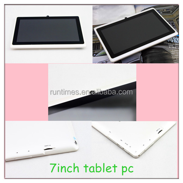 7 inch Cheapest a23 dual core android tablet