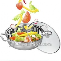 Induction cookware/Commercial stainless steel pots