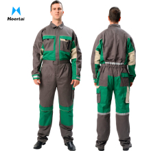 Custom High Visibility Reflective Safety Construction Jumpsuit Workwear