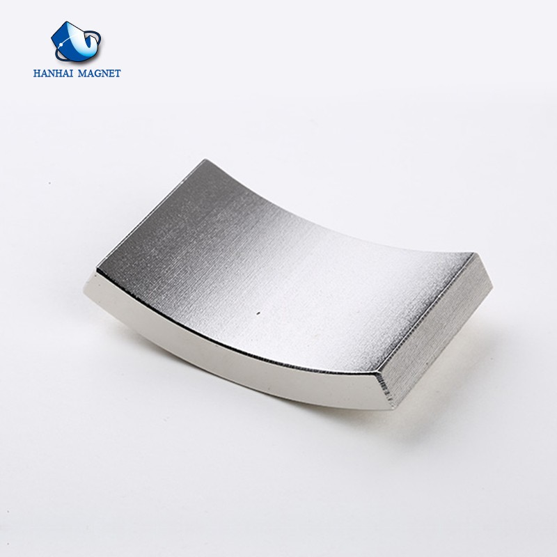 China Gold Supplier N50 Wind Turbine NdFeB Magnet