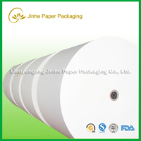 100percent wood pulp raw material for paper cup