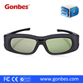 Rechargeable Theater 144Hz DLP Cinema Active Shutter 3D Glasses