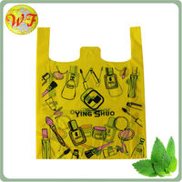 Commercial grade fruit saver bag,supermarket use fruit packaging plastic bag on roll