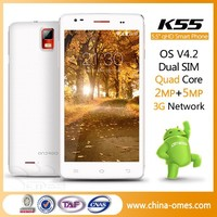 cheap wholesale newest phone 5.5inch high quality Android 4.4 mobile phone prices in dubai