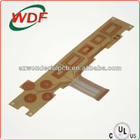 Electronic Rigid Flex PCB board manufactory