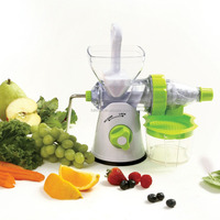Manual Multifunction Fruits Juicer Machine