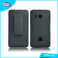 Shell Holster Combo Clip Case Back Cover for Huawei Ascend Y300