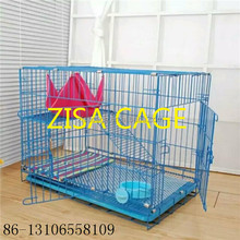 china zisa factory produce large cat cage /cage house cheap price