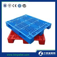 Plastic pallets for exports High Quality heavy duty cheap blue pallet