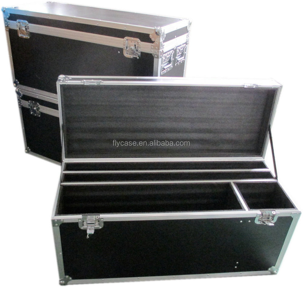 2017 new design best material big Aluminum flight Case for transport size 860*330*180MM