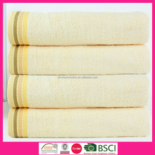 Sexy bamboo cotton terry bath towel from China top 10 supplier