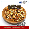 Granulate Orange Peel Crushed Orange Peel Dried Orange Peel