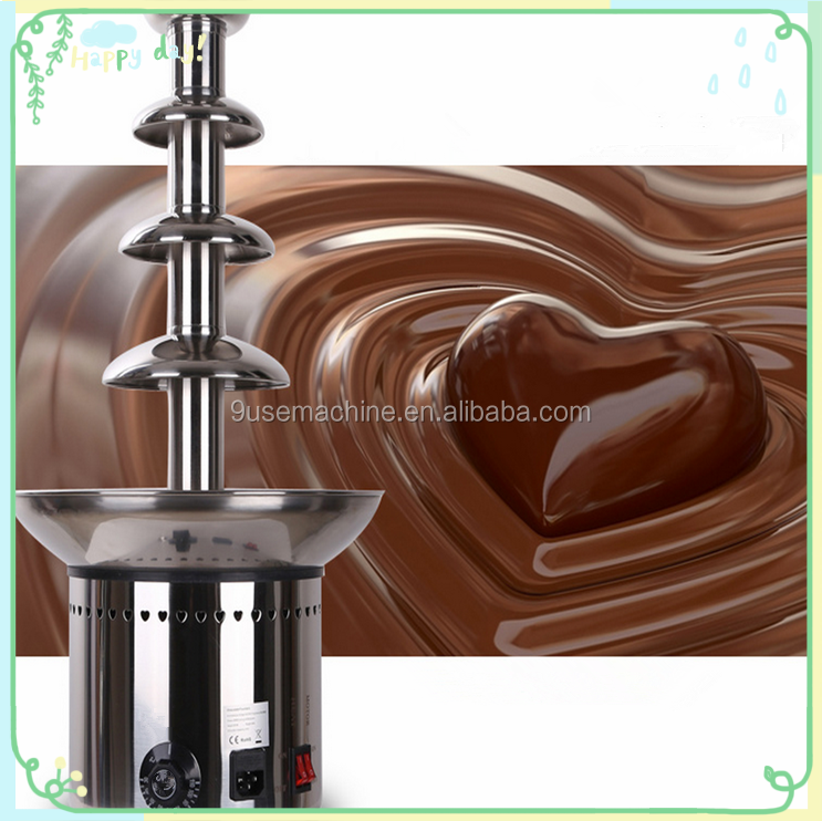 New produt and best price mini commercial chocolate fountain