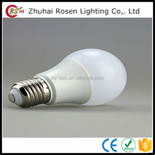 distributors canada list electronic items 3w 5w 7w 9w 12w 15w LED bulb light with plastic and aluminum cover