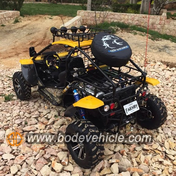 1500cc 4X4 chery engine EFI Go Kart (MC-456)