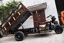 Hot saletricycle bajaj three wheeler price dumper tricycle adult 200cc/250cc/300cc cargo trike automatic motorcycle