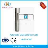 Alibaba express access control system security swing barrier turnstile